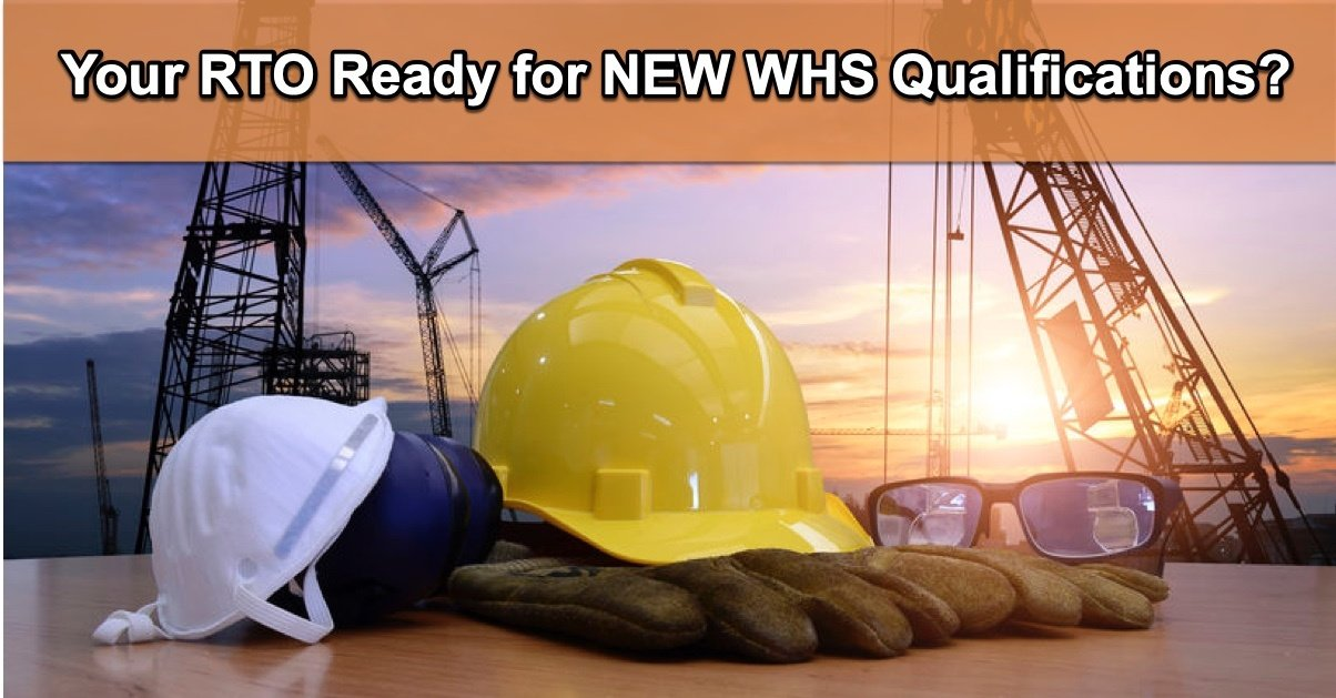 New WHS Qualifications