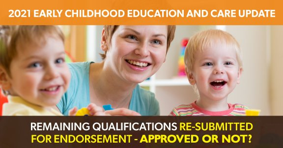 2021 Early Childhood Education Update_RLM