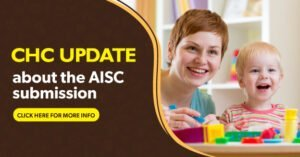 CHC UPDATE about the AISC submission